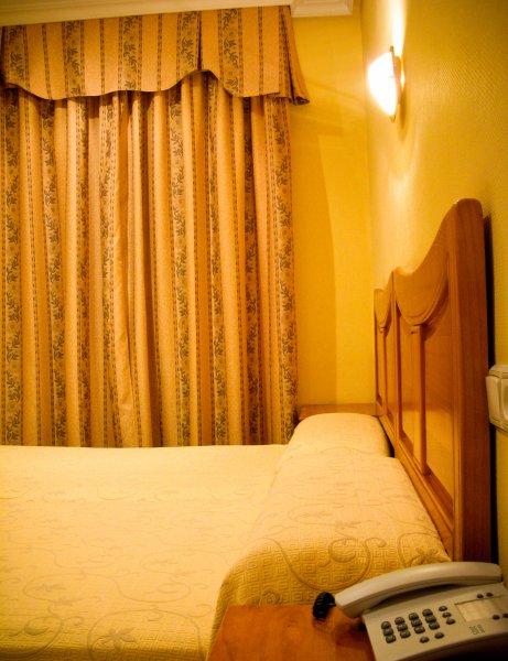 Habitación Hostal Toledo